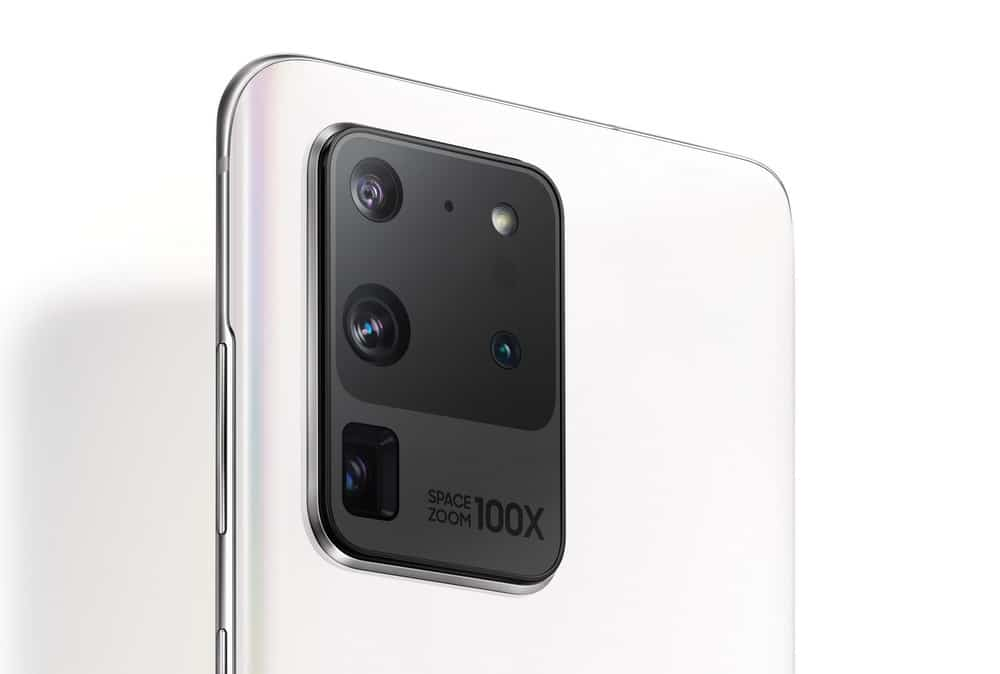 Galaxy S20 Ultra Limited Edition White